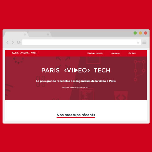 Website www.parisvideotech.com